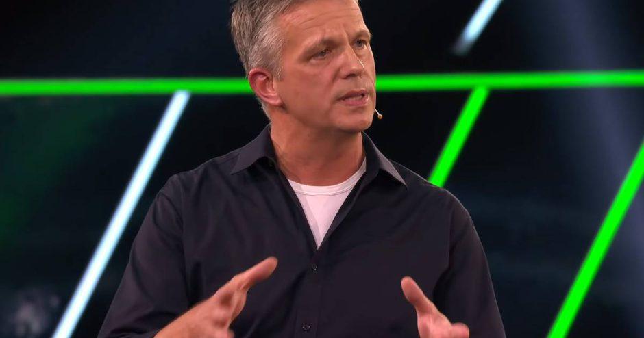 """Matt Booty, jefe de Xbox Game Studios: """"Tenemos un montón de cosas que no enseñamos"""" #E32019"""