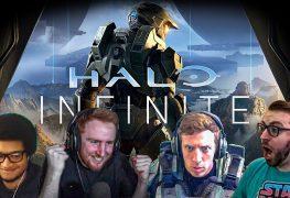 Brutal: Así reacciona el mundo del streaming al trailer de Halo Infinite