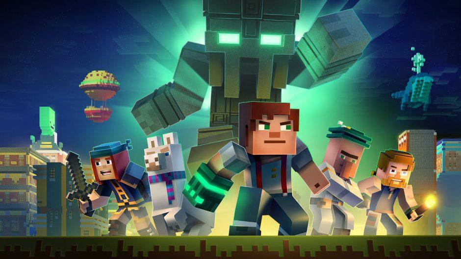Minecraft Story Mode desaparecerá de las tiendas este mes, no podrás volver a descargarlo aunque ya lo hubieras comprado