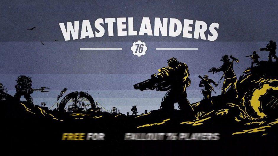 El mundo de Fallout 76 en guerra por una lucha de clases