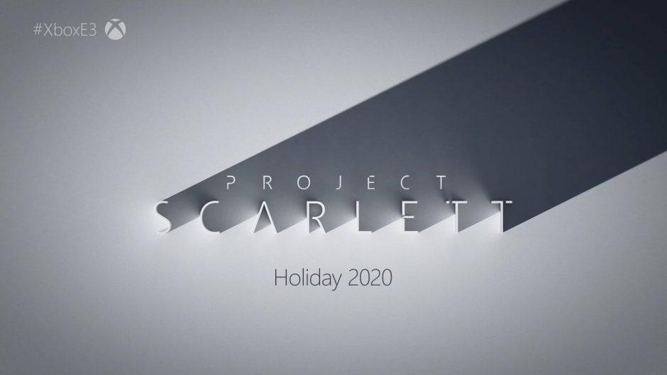 Project Scarlett elevará las expectativas sobre el futuro de las consolas