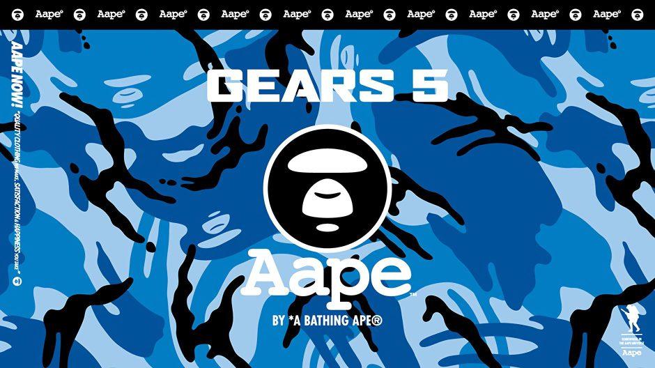 Microsoft presenta su línea de ropa inspirada en Gears of War