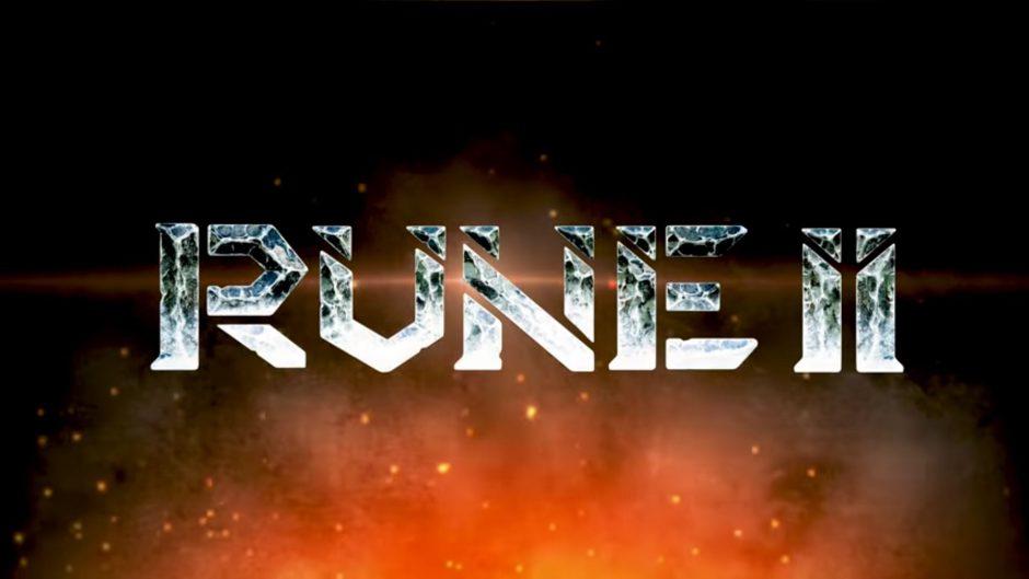 Rune 2 se muestra en un nuevo y breve gameplay