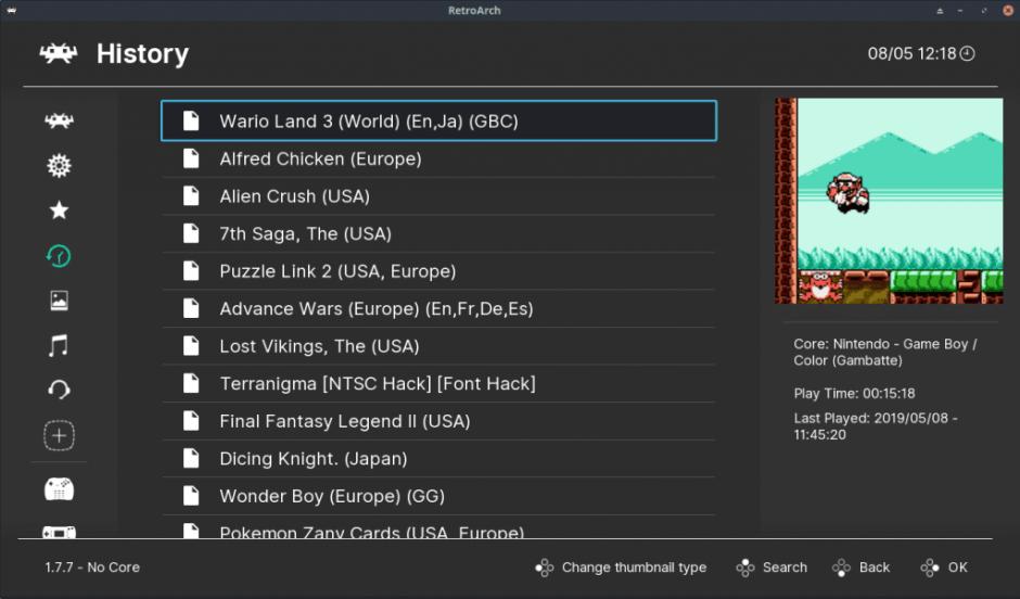 El emulador de emuladores RetroArch, recibe novedades
