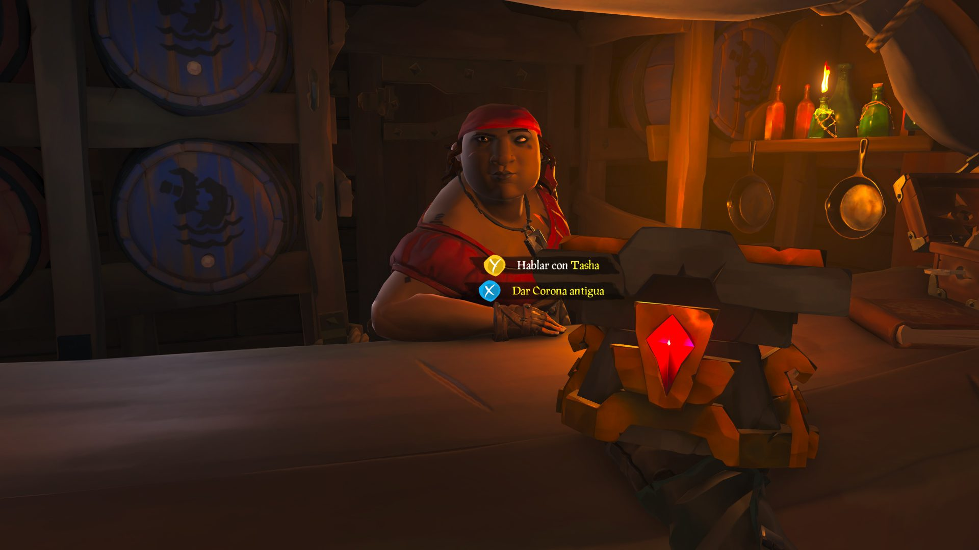Sea of Thieves Cuentacuentos Legendario