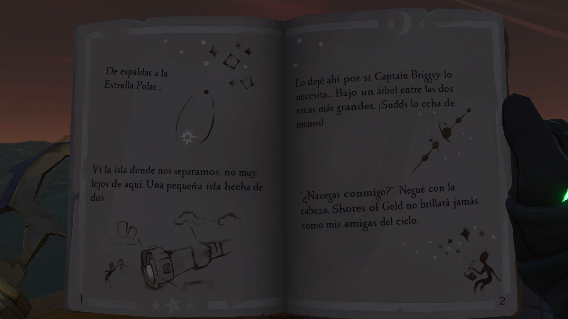 Sea of Thieves Estrellas de un Ladrón