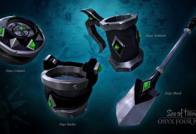 Consigue el pack de objetos Onyx de Sea of Thieves con Mixer