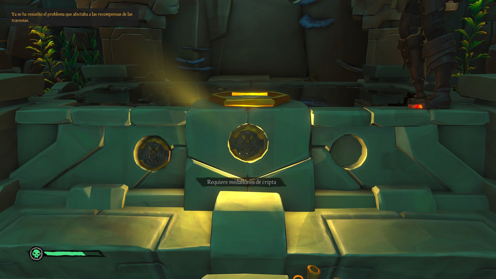 Sea of Thieves Tall Tales Shroudbreaker