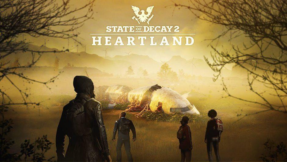 El DLC de State of Decay 2: Heartland, ya disponible y gratis con Xbox Game Pass