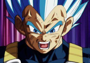 Vegeta Super Saiyan Blue Evolution llegará a Dragon Ball Xenoverse 2