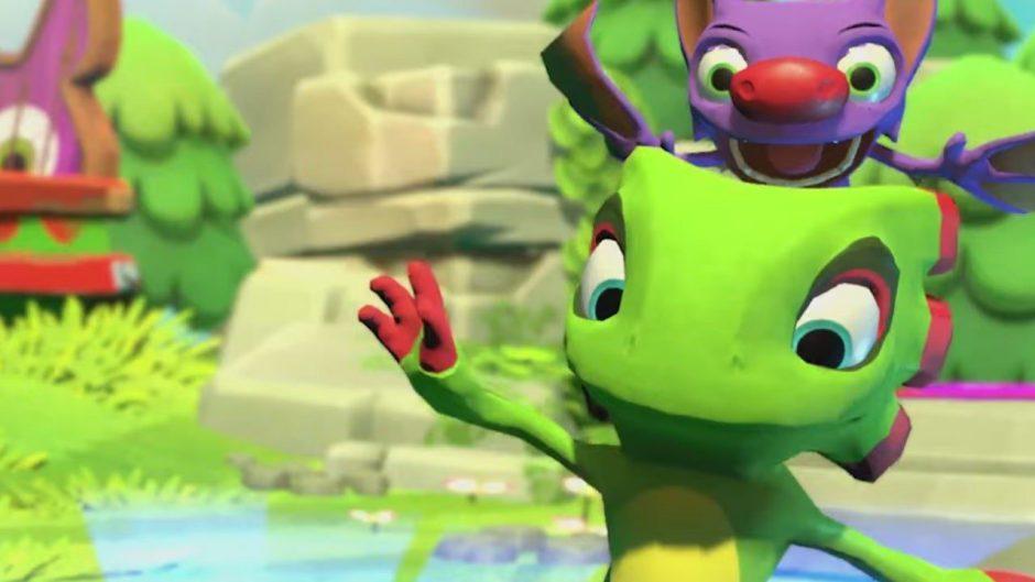 Rumor: Playtonic Games podría ser el nuevo fichaje de Xbox Game Studios