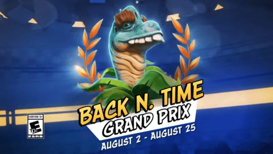 Crash Team Racing Nitro-Fueled da nuevos detalles sobre su segundo Grand Prix