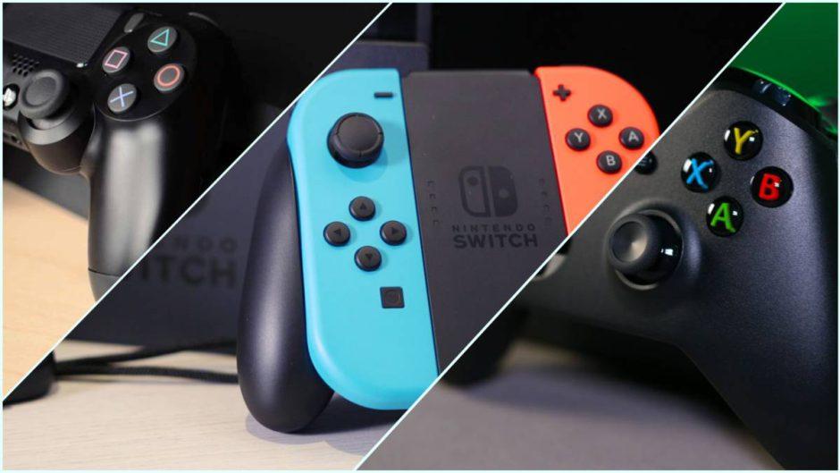 Estos son los juegos más vendidos de esta generación en Xbox One, PS4 y Switch