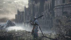 Un nuevo mod de Dark Souls 3 permite utilizar armas de BloodBorne