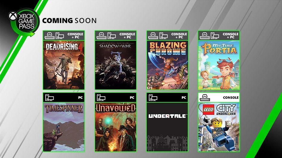Anunciados los 8 nuevos juegos que llegan a Xbox Game Pass en julio