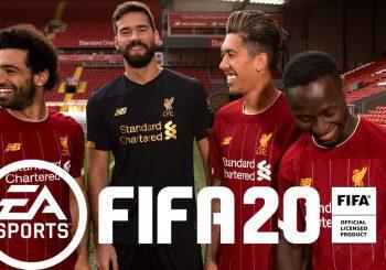 El Liverpool FC firma un trato en exclusiva con FIFA 20