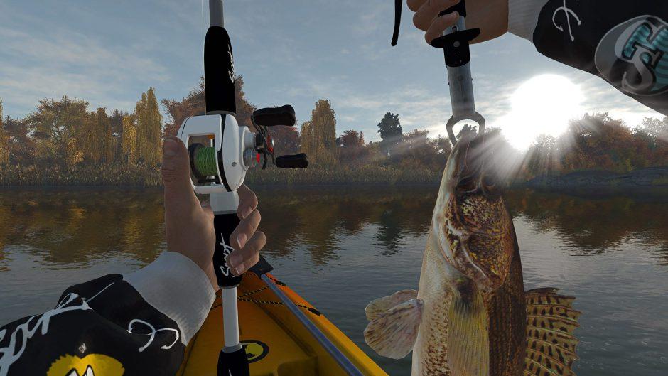 Fishing Planet ya disponible gratis para Xbox One
