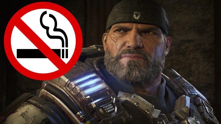 Gears 5 eliminará todas las referencias al tabaco