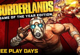 Juega gratis a Borderlands Game of the Year Edition este fin de semana