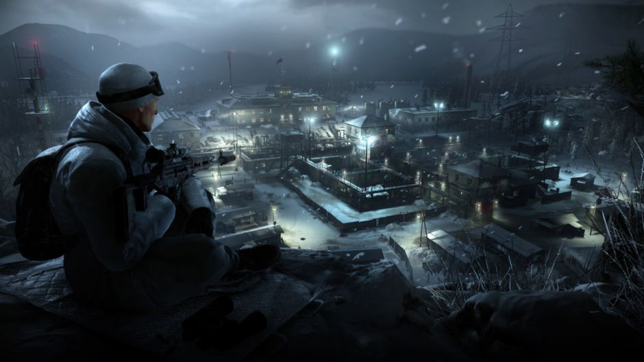 Hitman 2 presenta Siberia, su nuevo mapa de Francotirador