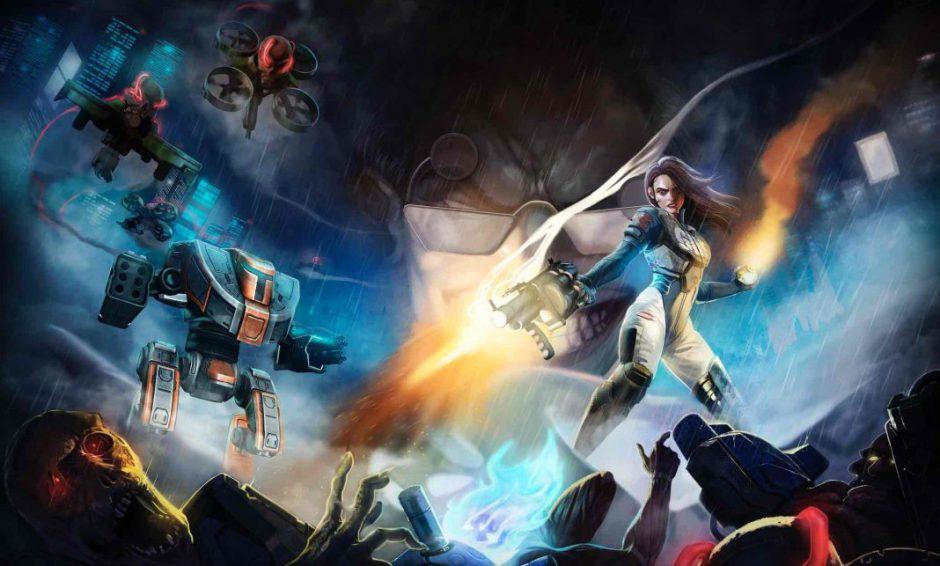 Ion Fury anuncia su llegada a PC en agosto con un genial trailer