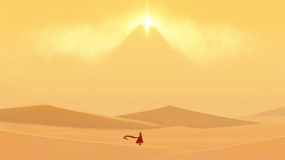 Digital Foundry realiza una comparativa de Journey en PC contra la versión de PS4