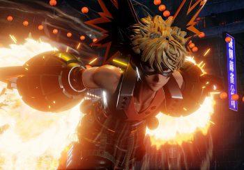 Jump Force: Bakugo de My Hero Academia se presenta en un nuevo tráiler