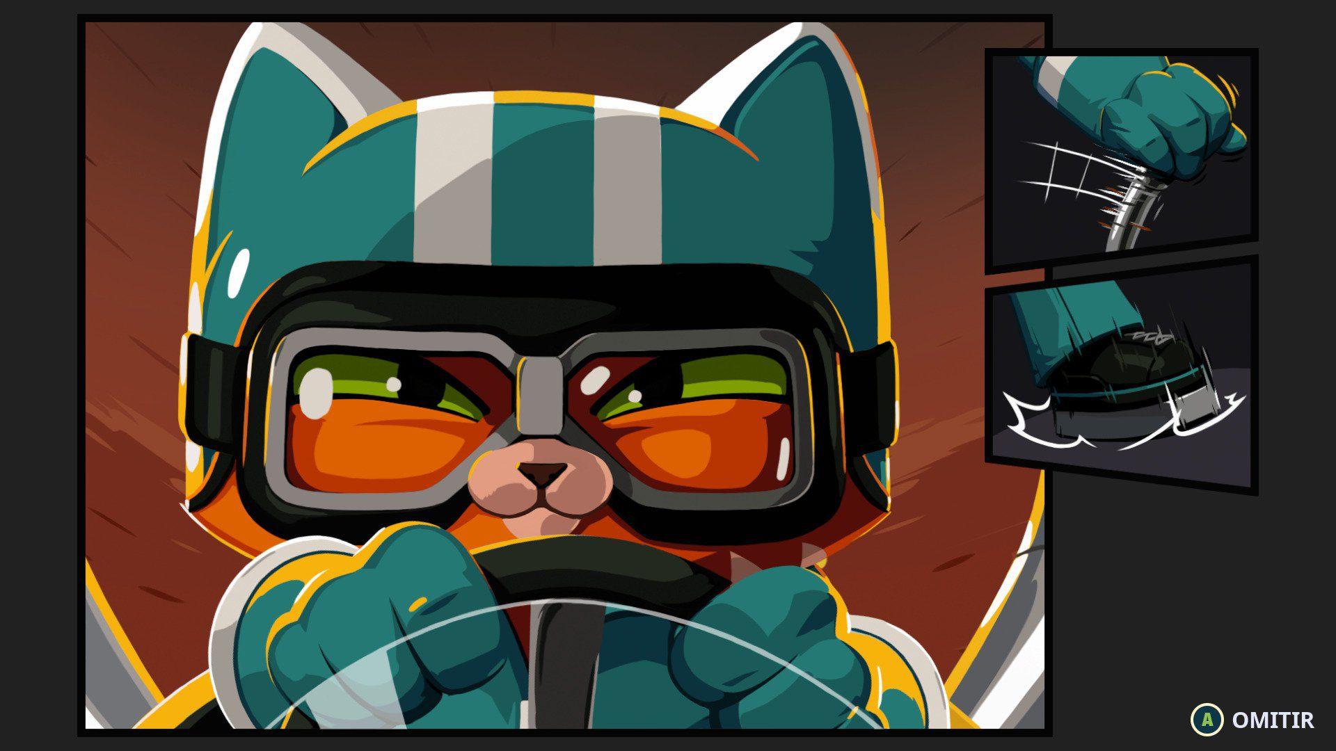 Meow Motors viñetas 2