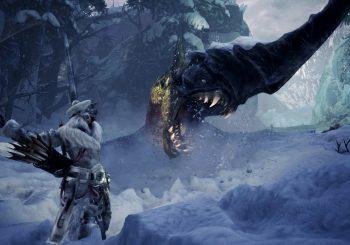 Monster Hunter World Iceborne presenta al Barioth