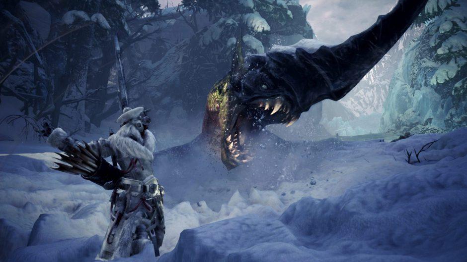 Monster Hunter World Iceborne revela nuevos e interesantes detalles