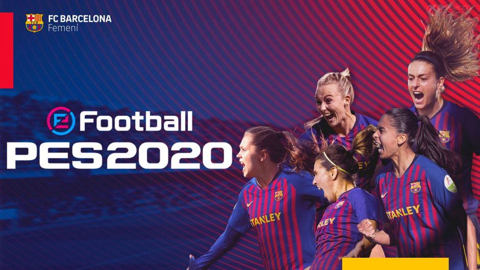 No habrá fútbol femenino en eFootball PES 2020
