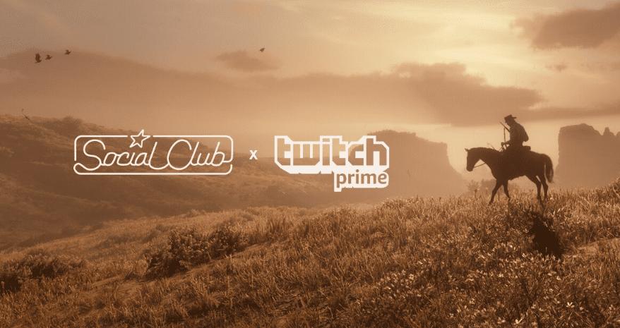 Acuerdo de Rockstar en el Social Club de Rockstar y los usuarios de Twitch Prime