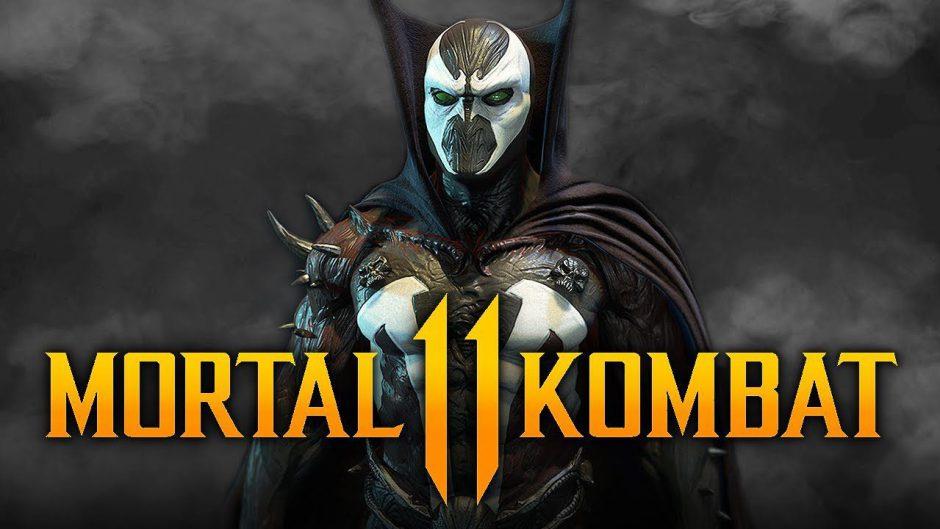 No te pierdas el brutal gameplay de Spawn en Mortal Kombat 11