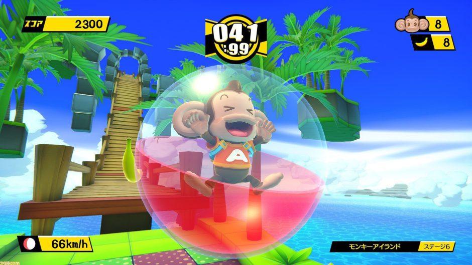 Super Monkey Ball Banana Blitz HD llegará este octubre a Xbox One