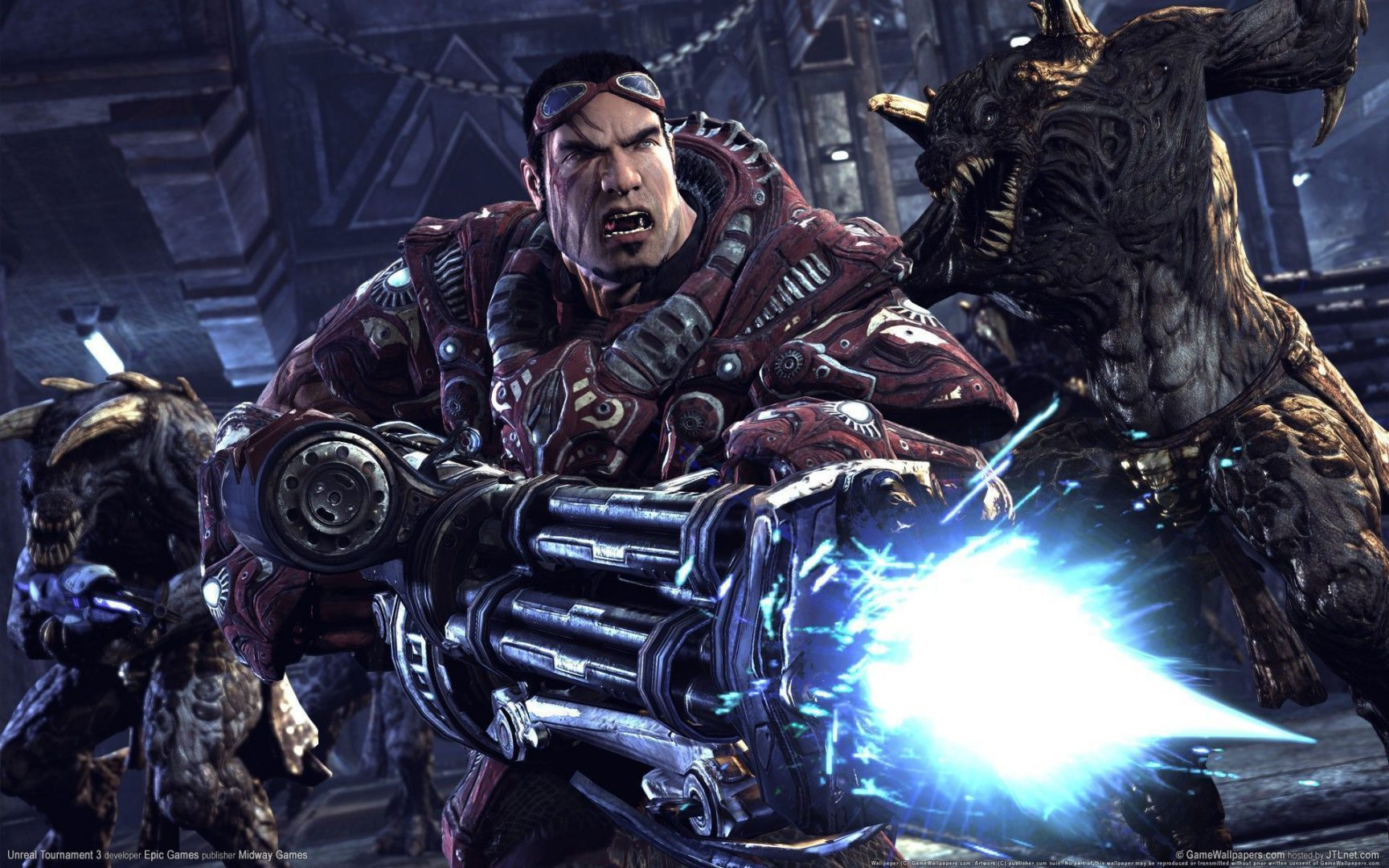 Comparativa De Rendimiento De Unreal Tournament 3