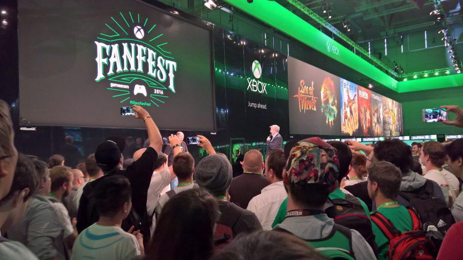 Xbox España da pistas sobre un posible FanFest este año