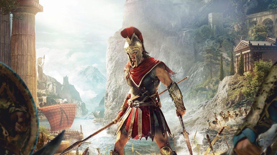 Assassin's Creed Odyssey: El Juicio de la Atlántida llegará este mes