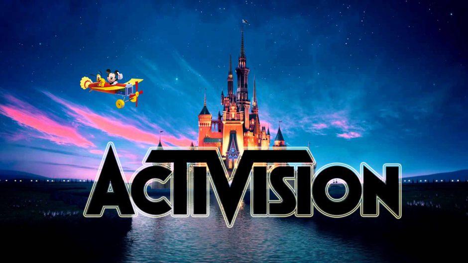 Inversores de Disney aconsejan comprar Activision