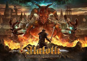 Nuevo gameplay de Alaloth – Champions of The Four Kingdoms para Xbox One y PC