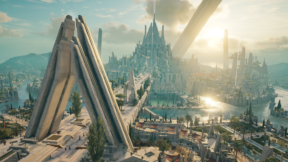 Assassin's Creed Odyssey Atlántida