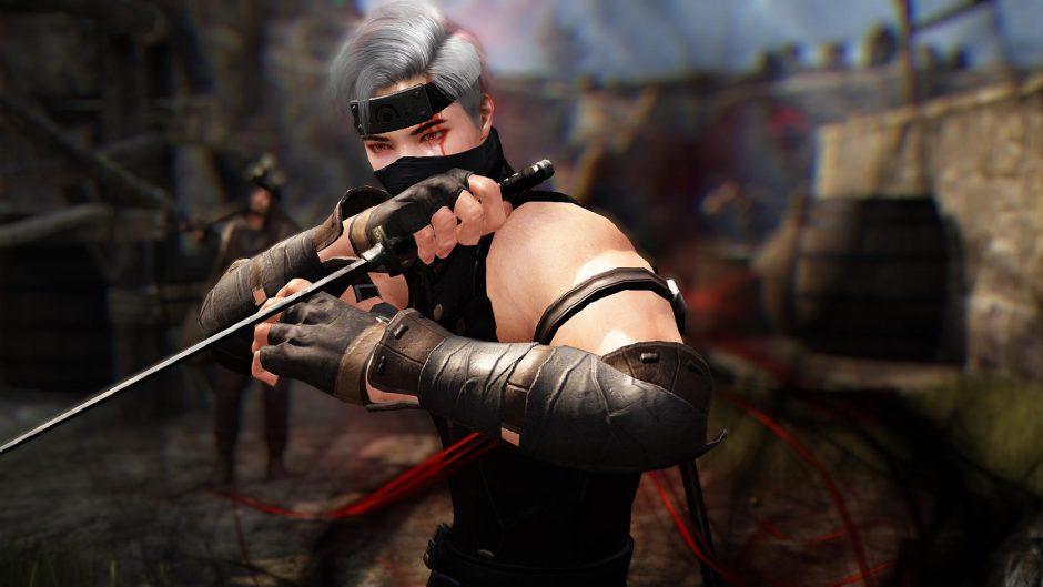 Black Desert añade una nueva y letal clase, presentamos al Ninja