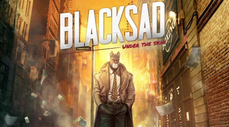 Así son las ediciones con las que se lanzará Blacksad: Under the Skin