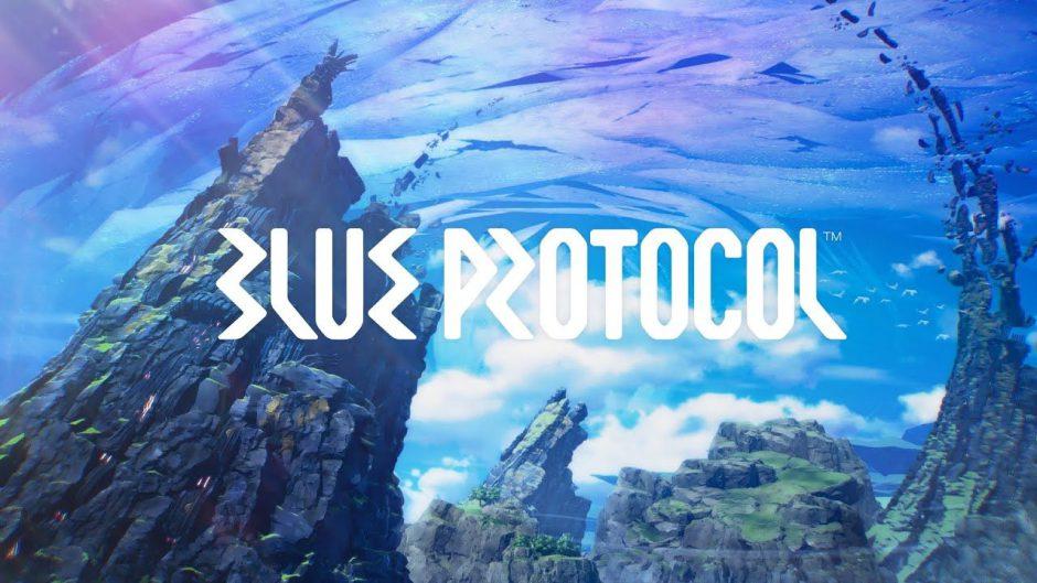 Primer trailer de Blue Protocol, el nuevo RPG de Bandai Namco