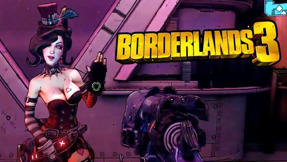 Borderlands 3 muestra su propia versión del #BottleCupChallenge