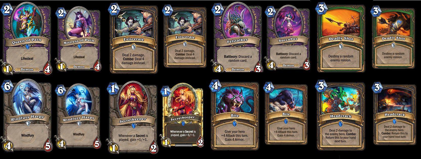 """Hearthstone cambia el diseño de 8 cartas para ser """"family friendly"""""""