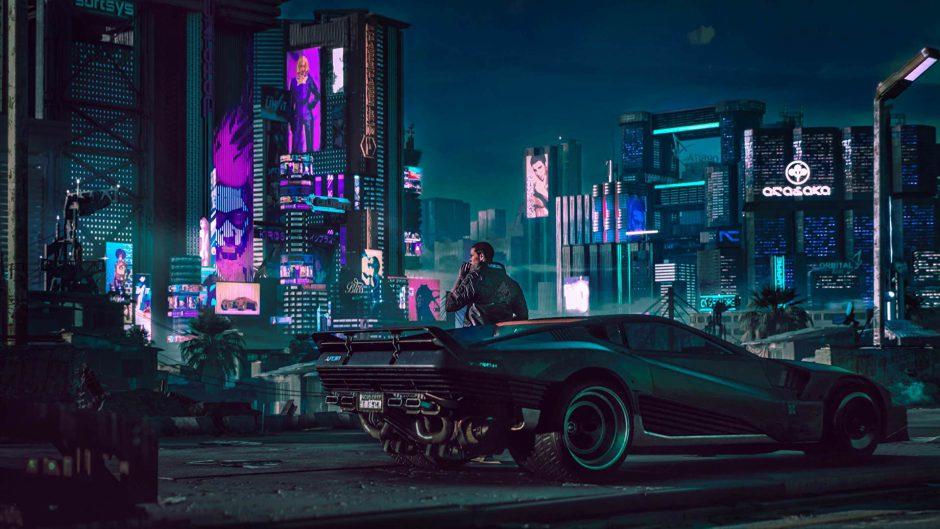 Cyberpunk 2077 no permitirá empuñar dos armas a la vez