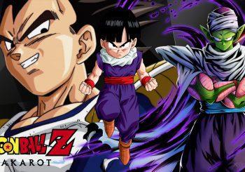 Son Gohan, Vegeta y Piccolo serán jugables en Dragon Ball Z: Kakarot