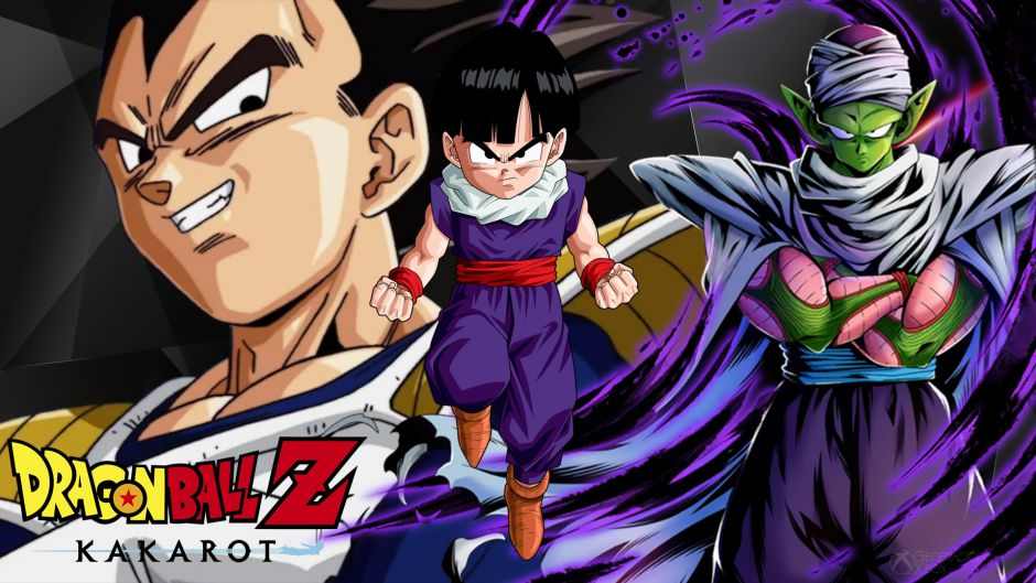 Son Gohan, Vegeta y Piccolo serán jugables en Dragon Ball Z: Kakarot