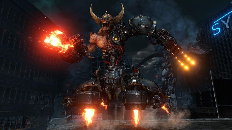 Un nuevo demonio, el Doom Hunter, será el Némesis del Doom Slayer