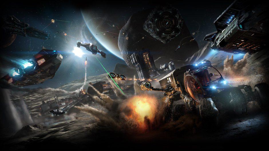 Elite Dangerous: fecha para el Fleet Carrier y mayor accesibilidad para nuevos jugadores